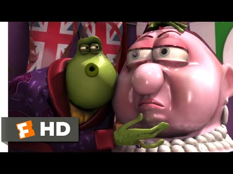 Flushed Away (2006) - Shrine To Beauty Scene (3/10) | Movieclips