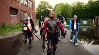Video suicide squad cosplay MP3, 3GP, MP4, WEBM, AVI, FLV Mei 2018