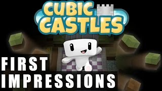 Cubic Castles Gameplay | First Impressions HD