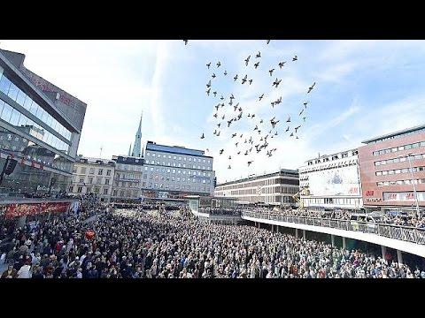 Συνελήφθη και δεύτερος ύποπτος για την επίθεση στη Στοκχόλμη