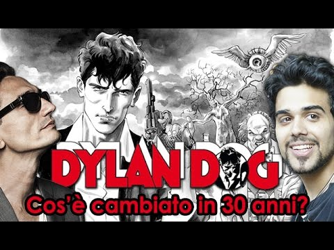 dylan dog compie 30 anni. intevista agli autori dell'ultimo volume.