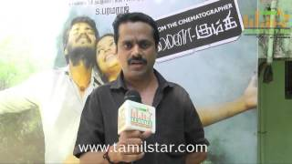 Balu at Thoppi Movie Team Interview