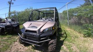 5. 2019 Polaris Industries RANGER CREW 570-4 EPS - New Side x Side For Sale - Hudson, WI