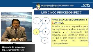 UTPL GERENCIA DE PROYECTOS  [(MAESTRÍA EN GESTION EMPRESARIAL III)]