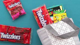 TWIZZLERS Candy Travel Kits