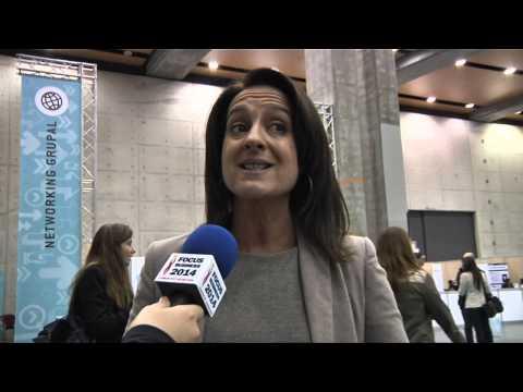 Entrevista a Mara Claramunt en el #DPECV2014