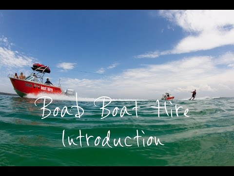 Boab Boat Hire Introduction
