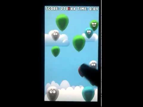 Video of Bad Balloons - Aliens Pop