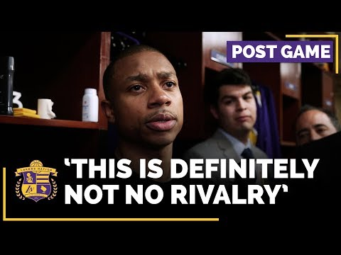 Video: Isaiah Thomas Thinks The Lakers-Nuggets is 'No Rivalry'