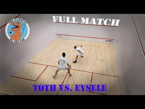 Jericho Sun & Surf 2018 - Open Final - Toth vs. Eysele