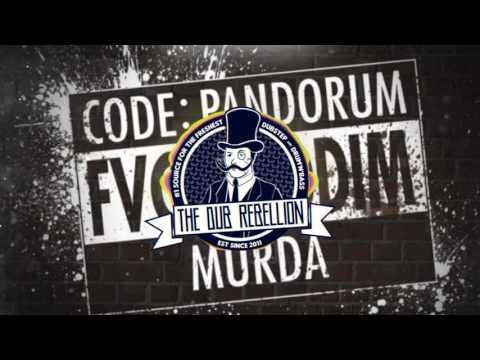 Code: Pandorum & MurDa - FVCK RIDDIM