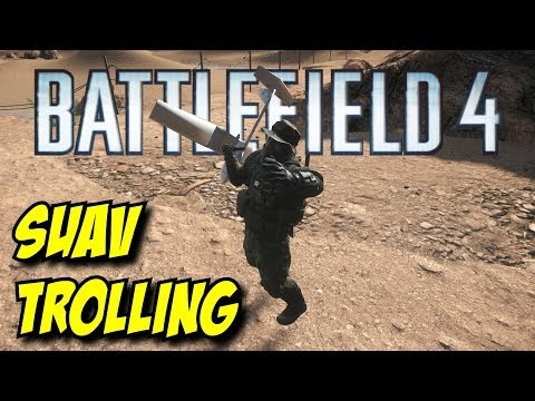 Battlefield - Heres some suav trolling for yal Enjoy the video? leave a like :D Music http://www.youtube.com/watch?v=gqg3l3r_DRI Twitter https://twitter.com/NoRRyRaMpaGe G...