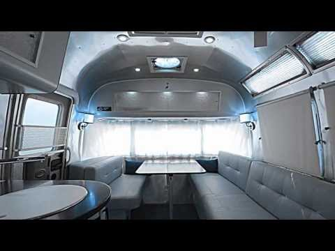 The 2014 Airstream International Serenity 27FB (Taupe Ultraleather)