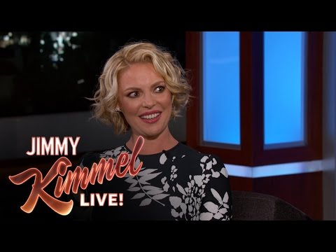 Katherine Heigl Struggled to Name New Baby
