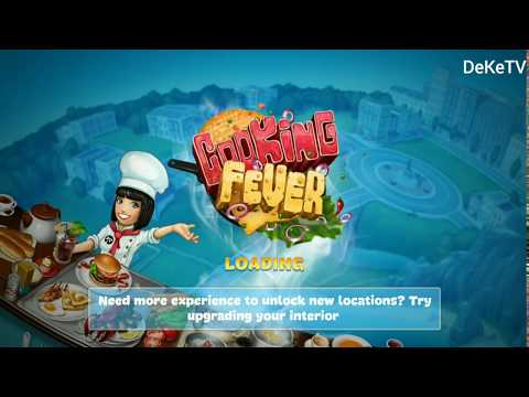 Cooking Fever - Bakery Restaurant Level 3 Interior Upgrades