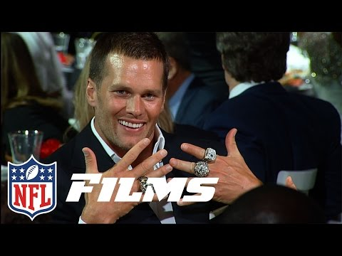 Video: The 2014 Patriots Super Bowl Ring Ceremony | NFL Films Presents