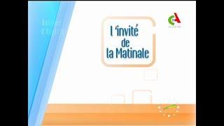 L'invité de la matinal reçoit Youcef Yousefi ministre de l'Industrie et des Mines sur Canal Algérie