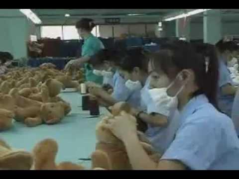 Santa's Workshop  - Inside China's Slave Labour Toy Factories