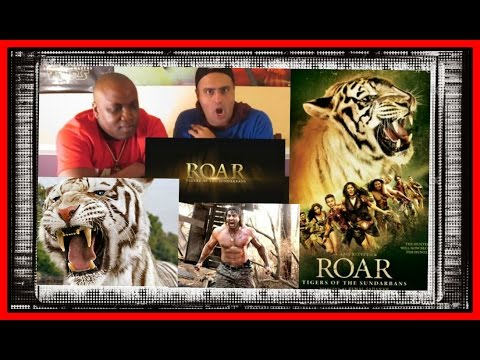 Roar -Tigers Of The Sundarbans Theatrical Trailer Reaction (Request)