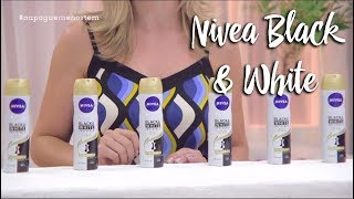 Nivea Black & White