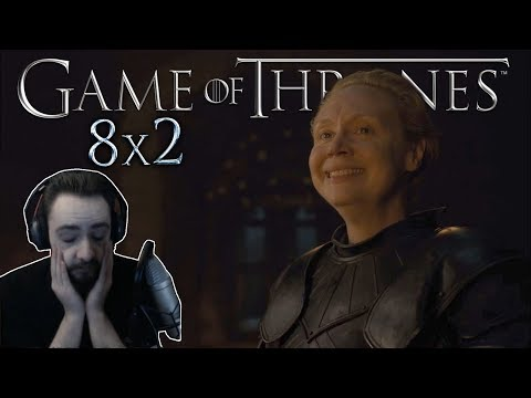 "Game of Thrones Season 8 Episode 2 REACTION ""A Knight of the Seven Kingdoms"" Part 2"