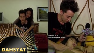 Video Boy bangunin & bantu Reva siap siap ke Dahsyat [Dahsyat] [18 Des 2015] MP3, 3GP, MP4, WEBM, AVI, FLV September 2017