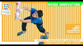 Youth Olympic Games - Buenos Aires 2018 - Inside Innovation by International Federation of Sport Climbing