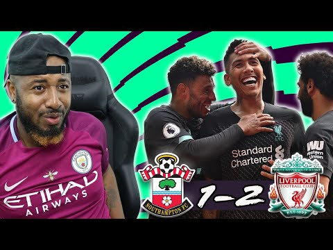 Southampton vs Liverpool 1-2 | Poor Performance Still 3 Points | 2019/20 English Premier League