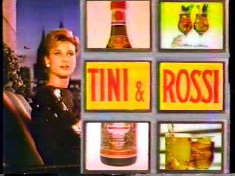 Martini & Rossi Rosso Commercial