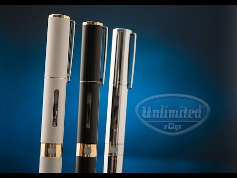 EGO-W e-Cigarette (EGO-W) Kit – HOW TO USE – Review