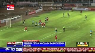 Video Persija Taklukan Klub Thailand Army United 4-1 MP3, 3GP, MP4, WEBM, AVI, FLV November 2017