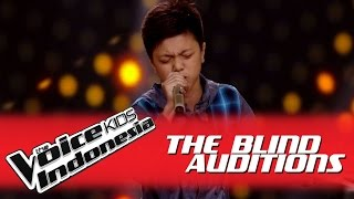"Video Gaizzka ""Panah Asmara"" I The Blind Auditions I The Voice Kids Indonesia GlobalTV 2016 MP3, 3GP, MP4, WEBM, AVI, FLV Februari 2019"