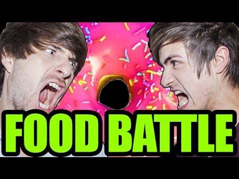 FOOD BATTLE 2013 (видео)