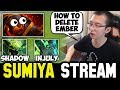How to make sure Ember unable to Escape | Sumiya Invoker Stream Moment #271