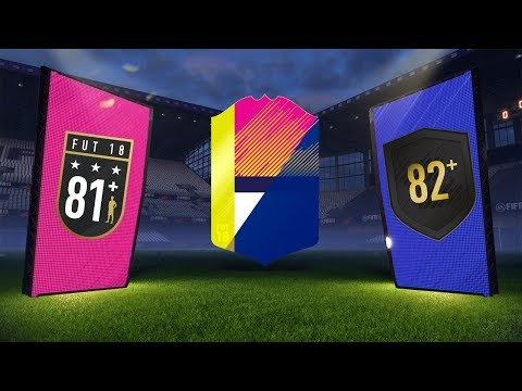 ALL SPECIAL CARDS IN PACKS! 81+ DOUBLE GUARANTEED & 82+ GUARANTEED SBC!