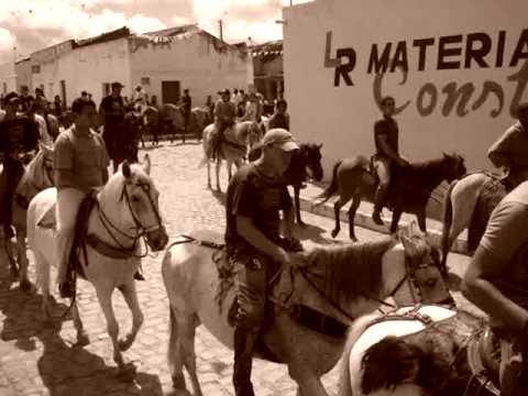Desfile de Vaqueiro em Granito - Pernambuco