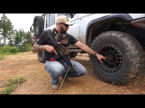 Land Cruiser Overland Expedition Build Update: Method Race Wheels and Interco Tires