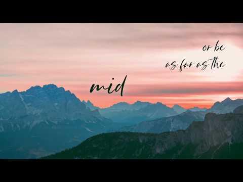 God - Shaye (lyric video)
