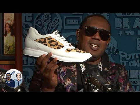 Video: Master P to Zion: You won't bust through these shoes! | Jalen & Jacoby