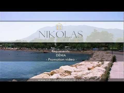 Denia – Promotion video 2012, by NIKOLAS Real Estate   Luxury Homes & Real Estate