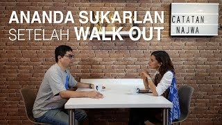 Video ANANDA SUKARLAN SETELAH WALK OUT MP3, 3GP, MP4, WEBM, AVI, FLV November 2017
