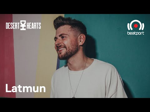 Latmun DJ set - Desert Hearts Livestream | @Beatport Live