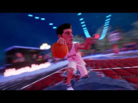 Trailer d'annonce de NBA Playgrounds 2