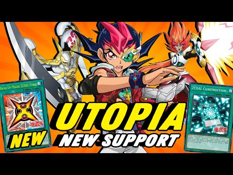 YGOPRO - Utopia Zexal Deck 2020 (TESTING NEW SUPPORT)