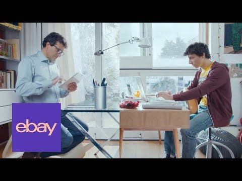 eBay Commercial (2016 - 2017) (Television Commercial)