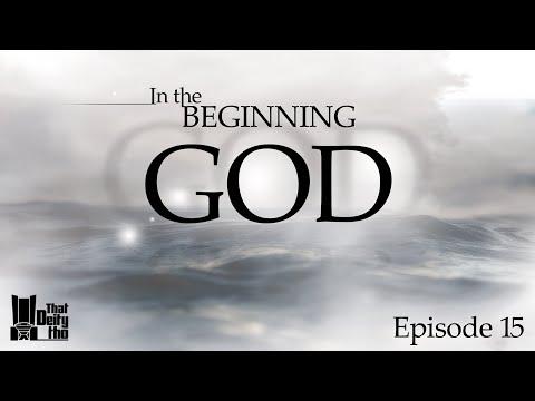 The Trinity in Genesis