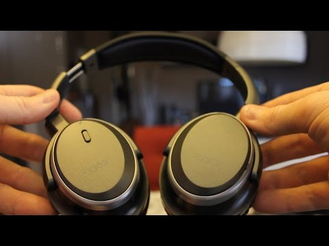 Excellent Noise Cancelling Headphones For Airplane H501 - Unboxing & Review