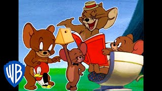 Video Tom & Jerry | Best of Jerry Mouse | Classic Cartoon Compilation | WB Kids MP3, 3GP, MP4, WEBM, AVI, FLV Desember 2018