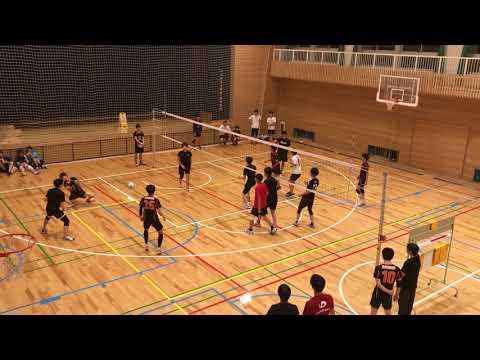 9/23 ZAURUS〈Aチーム〉vs 青学 24-26
