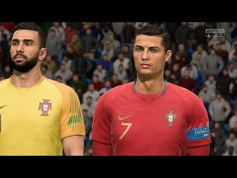 FIFA 19 | Argentina Vs Portugal (Full Gameplay Xbox One X)